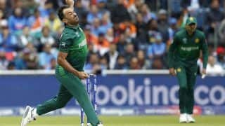 Pakistan Pacer Wahab Riaz Says He's Available to Play Test Cricket if Required