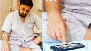 Sajid Khan Shares Unseen Video of Wajid Khan From Hospital Playing Piano on Phone - Watch