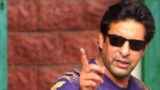 ICC Should Wait For a Suitable Time For Organising T20 World Cup: Wasim Akram