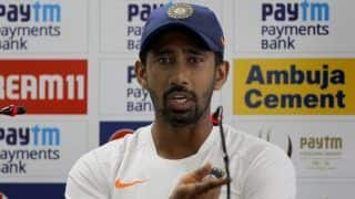 Once Team Management Decides Something, I Don't Think There's a Place For Contrarian View: Wriddhiman Saha