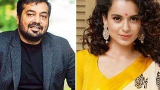 Kangana Ranaut Reacts to Anurag Kashyap's Claims of Rejecting Saand Ki Aankh, Says, 'Senior Actors Lost Out on Work'