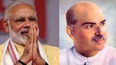 डॉ. श्यामा प्रसाद मुखर्जी की जयंती पर पीएम नरेंद्र मोदी और अमित शाह ने दी श्रद्धांजलि, बताया- दूरदर्शी नेता