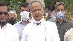बागियों के खिलाफ कांग्रेस विधायकों की नाराजगी स्वभाविकः गहलोत