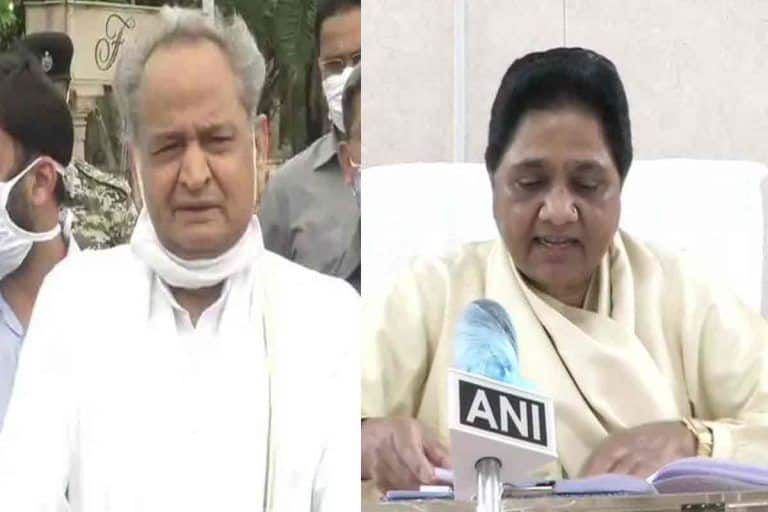Rajasthan Crisis: Mayawati Wants to Teach Cong a Lesson, Gehlot Seeks Assembly Session From July 31 | Key Points