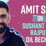 This is What Amit Sadh Has to Say on Sushant Singh Rajput's Dil Bechara