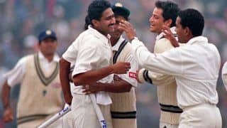Anil kumble i dont know why i was compared to shane warne 4093874