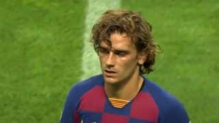 Barcelona's Antoine Griezmann Likely to Miss Rest of La Liga Campaign After Muscle Injury