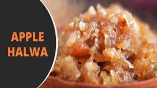 Apple Halwa Recipe: This Indian Dessert is Easy to Make, Just Follow The Steps Provided