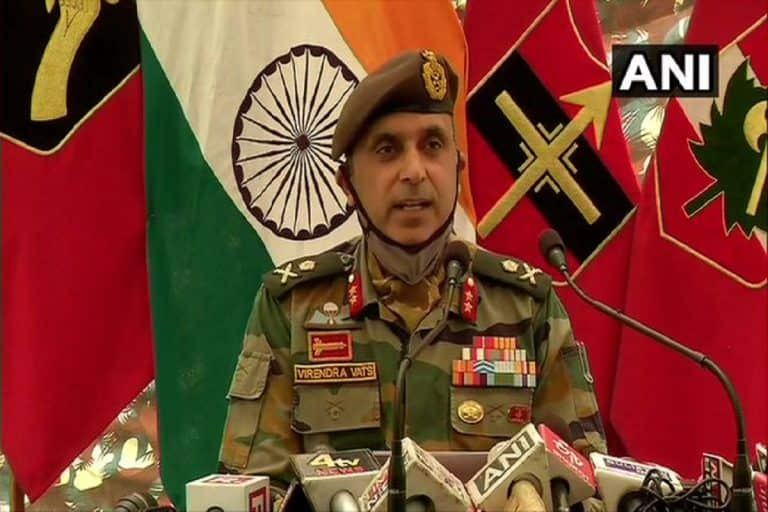 Jammu And Kashmir: Army Foils Infiltration Bid in Nougam, Two Terrorists Killed