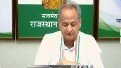 BJP ने हदें पार कर दीं, हम जीवन बचाने में लगे हैं और वे सरकार गिराने में: CM गहलोत