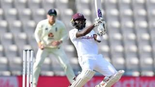 साउथम्पटन टेस्ट में शतक ना बना पाने से निराश हैं विंडीज बल्लेबाज जर्मेन ब्लैकवुड