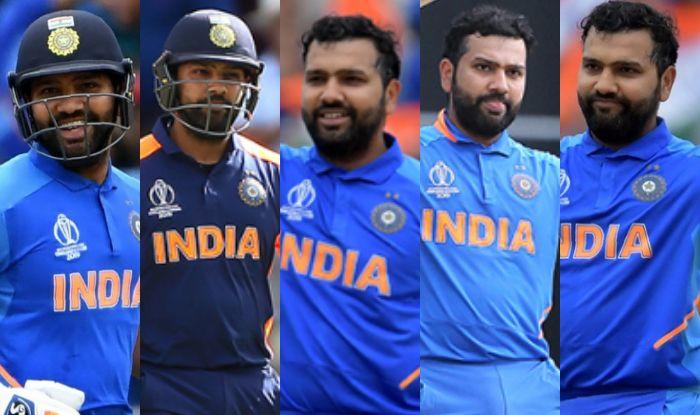 आज के दिन रोहित शर्मा बने थे विश्व कप में पांच शतक लगाने वाले पहले बल्लेबाज