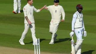 HIGHLIGHTS 1st Test, Day 3, Southampton: England Trail West Indies by 99 Runs at Stumps
