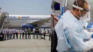 कोराना की रैपिट टेस्ट किट से चंद सेकंड में मिल सकते हैं रिजल्ट, मदद करने भारत आई इजराइली टीम