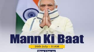 Mann Ki Baat: 67th Episode of PM Modi's Monthly Radio Programme Today