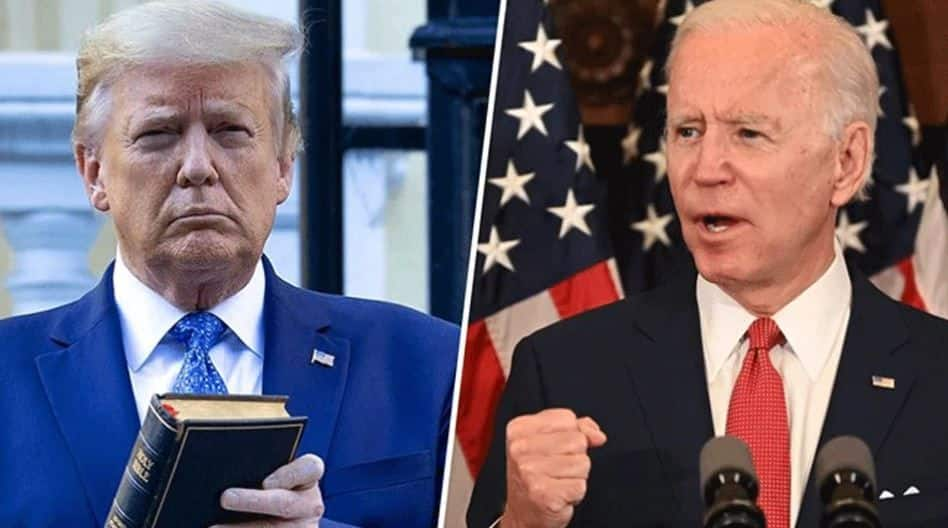 US Presidential Election 2020: Trump-Biden Race Begins on November 3 | When  And Where to Watch in India
