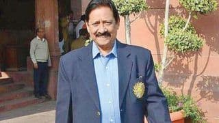COVID-19: Former India Opener Chetan Chauhan Tests Positive