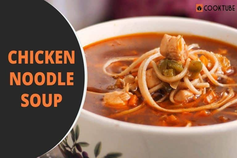Chicken Noodle Soup Recipe: Appetiser or Main Course? It Works Both Ways And is Easy to Make