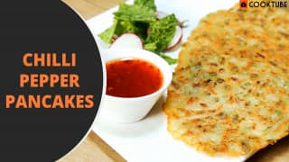 Gochujeon - Chilli Pepper Pancakes Recipe: Follow These Easy Steps to Make The Tasty Pancakes at Home