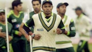 Pcb to dinesh kaneria if you want to play cricket again contact ecb 4081153