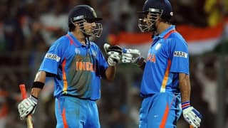 When ms dhoni and i were roommates we used to talk about his long hair gautam gambhir 4082731