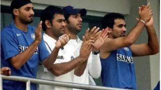 Zaheer khan behind ms dhonis success as test captain gautam gambhir 4081799