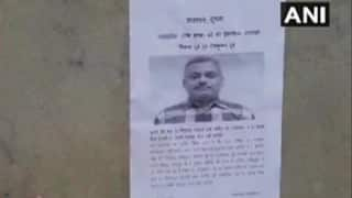 Kanpur Killing Mastermind Vikas Dubey in Nepal? Cops Put up Posters on The Border