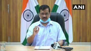 Centre Says Coronavirus Contained in Country, Kejriwal Again Urges LG to Open Weekly Markets | Top Developments
