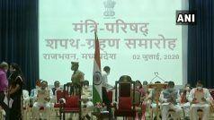 शिवराज मंत्रिमंडल का हो गया विस्तार, 20 कैबिनेट मंत्रियों ने ली शपथ