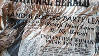 Old Indian Newspapers From 1966 Plane Crash Recovered Inside Melting Glacier in France