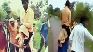 MP Tribal Woman Thrashed, Paraded in Village with Husband on Shoulders for Suspected Affair