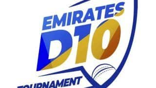 SBK vs TAD Dream11 Team Prediction Emirates D10 Tournament: Captain And Vice-captain, Fantasy Playing Tips Sharjah Bukhatir XI vs Team Abu Dhabi, Probable XIs For T10 Match in ICC Academy Ground at 7.30 PM IST August 5
