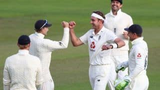 Eng vs wi 3rd test stuart broad 10 wickets help england to win series 2 1 4096633
