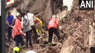 Mumbai Rains: Death Toll Rises to 10, Several Injured After Building Collapse in Fort Area