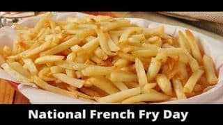 National French Fry Day 2020: What This Day is All About And Why it is Celebrated on July 13