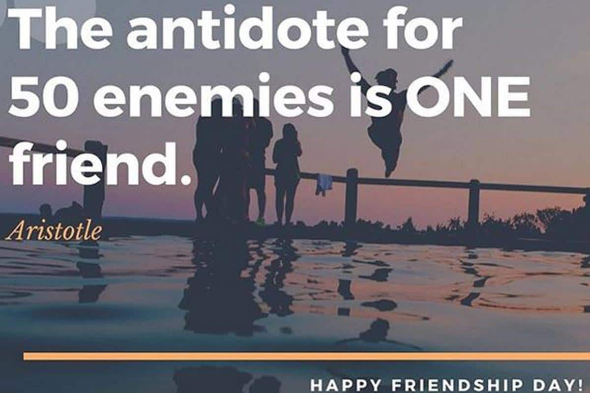 Friendship Day 2020 Wishes Quotes Status Messages And Greetings You Can Send Your Friends