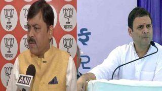 राहुल गांधी की रक्षा मामलों में केवल ''कमीशन'' को लेकर ही रुचि, संसदीय समिति में नहीं: बीजेपी