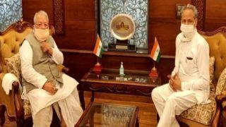 राजस्थान में सियासी घमासान, राज्यपाल ने तीसरी बार लौटाया विधासभा सत्र का प्रस्ताव