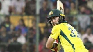IPL 13: Maxwell Will Available if Everything Gets Ticked Off