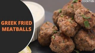 Keftedakia     Greek Fried Meatballs Recipe: Meat Lovers, Here's a Dish You Can Easily Make at Home