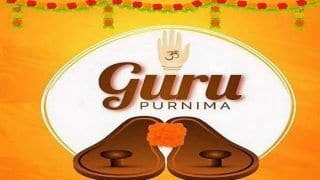 Guru Purnima 2020: Wishes, Quotes And WhatsApp Messages to Share on July 5 in Celebration of Vyasa Purnima