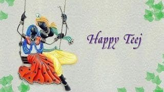 Hariyali Teej 2020 Wishes: Quotes, WhatsApp Status Messages And Greetings to Share on This Day