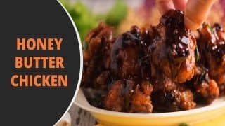 Honey Butter Chicken Recipe: Fried Chicken Never Tasted Better! Here's How You Can Make it at Home