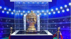 IPL 2020: यूएई और श्रीलंका रेस में आयोजित हो सकता है इंडियन प्रीमियर लीग का 13वां सीजन