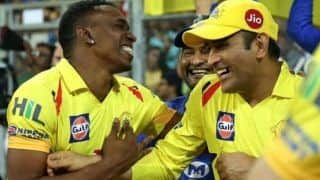 DJ Bravo Releases 'No 7' Song Dedicated to MS Dhoni on Eve of CSK Skipper's 39th Birthday | WATCH VIDEO