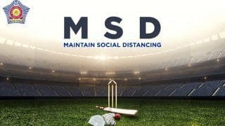'Maintain Social Distance' | Mumbai Police Tweet Wishing Dhoni Goes Viral | POST
