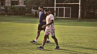 Ishant Sharma, Umesh Yadav Resume Training Amid COVID-19 Pandemic | WATCH VIDEO