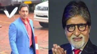 Akhtar's Response to Fan Questioning His 'Speedy Recovery' Post to Big B Wins Hearts
