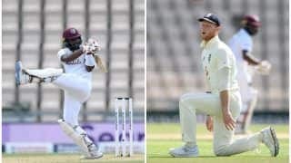 Eng vs WI 1st Test: Jermaine Blackwood Stars as Windies Stun Ben Stokes-Led England at Southampton, Twitter Hails Jason Holder-Led Side | SEE POSTS