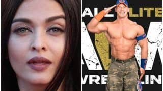 Aishwarya Rai Bachchan Tests Coronavirus Positive: WWE Star John Cena Shares Post Featuring The Bollywood Actress